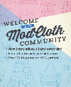 JOIN THE MODCLOTH COMMUNITY offer For Sale